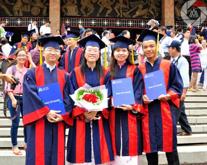 Làm bằng đại học chính quy tại TPHCM uy tín nhất